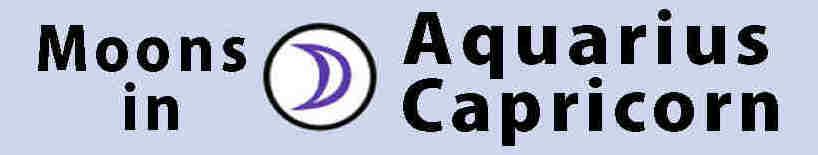 12 archetypes include Aquarius and Capricorn