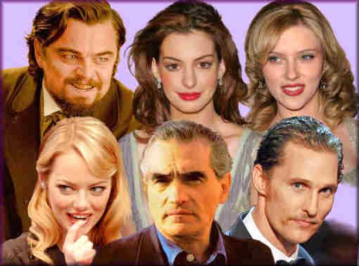 photos show facial features of Scorpio celebrities